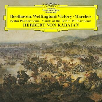 Cover Beethoven: 'Egmont'; Wellington's Victory; Military Marches