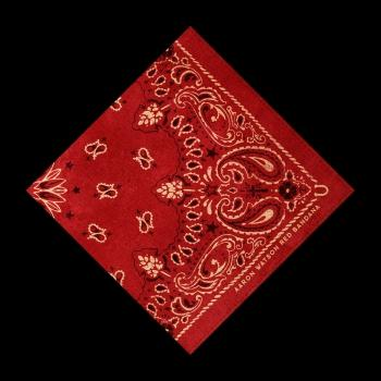 Cover Red Bandana