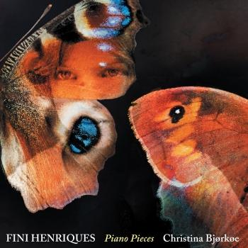 Cover Fini Henriques: Piano Pieces