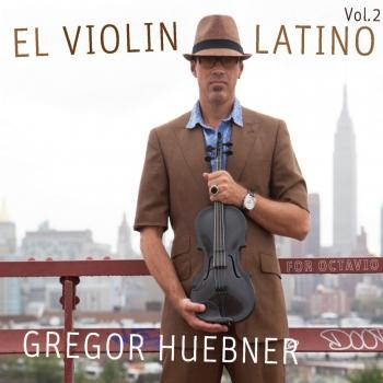 Cover El Violin Latino Vol. 2