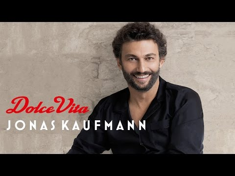 Video Jonas Kaufmann - The Making of 'Dolce Vita'