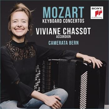 Cover Mozart: Keyboard Concertos