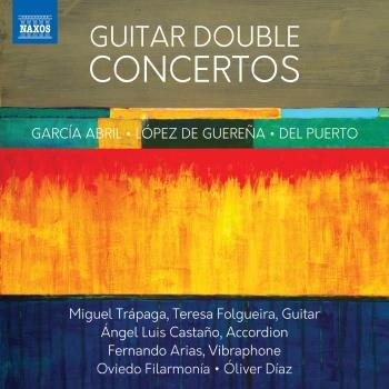 Cover Puerto, Abril & Guereña: Guitar Double Concertos