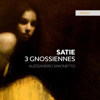 Cover Satie: 3 Gnossiennes