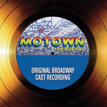 Cover Motown The Musical (Original Broadway Cast Recording)