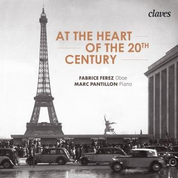 Cover At the Heart of the 20th Century