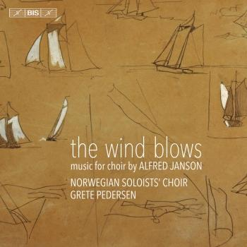 Cover Alfred Janson: The Wind Blows