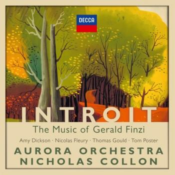 Cover Introit The Music of Gerald Finzi