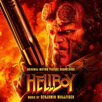Cover Hellboy (Original Motion Picture Soundtrack)