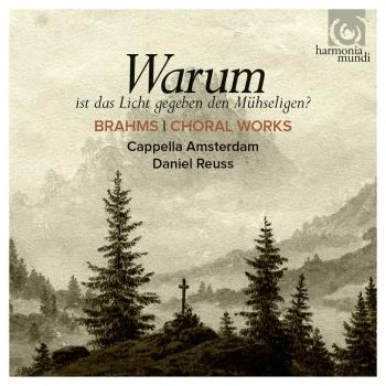 Cover Brahms: Choral Works