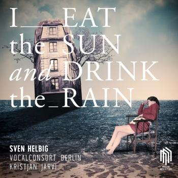 Cover I Eat the Sun and Drink the Rain