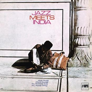 Cover Jazz Meets India