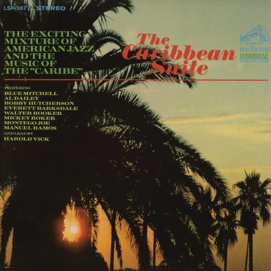 Cover The Caribbean Suite (Remastered)