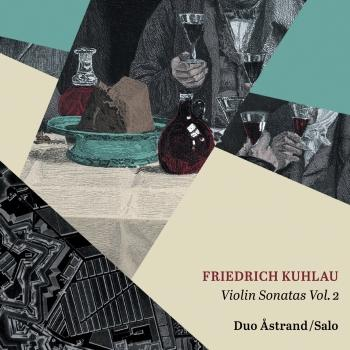 Cover Kuhlau: Violin Sonatas, Vol. 2
