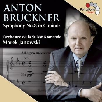 Cover Bruckner: Symphony No. 8 in C minor (1890 Version) Nowak Edition