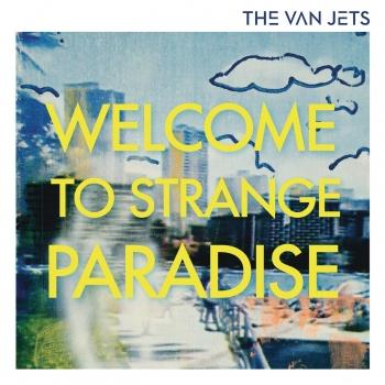 Cover Welcome To Strange Paradise