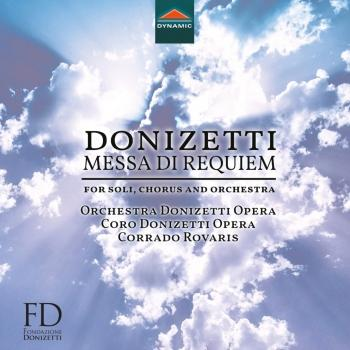 Cover Donizetti: Messa da Requiem