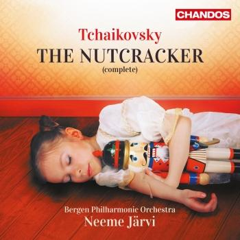 Cover Tchaikovsky: The Nutcracker