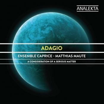 Cover Adagio: A Consideration of a Serious Matter