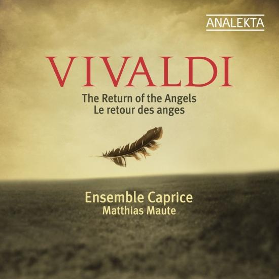 Cover Vivaldi: The Return of the Angels