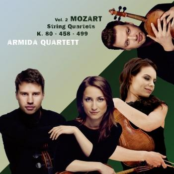 Cover Mozart: String Quartets, Vol. 2