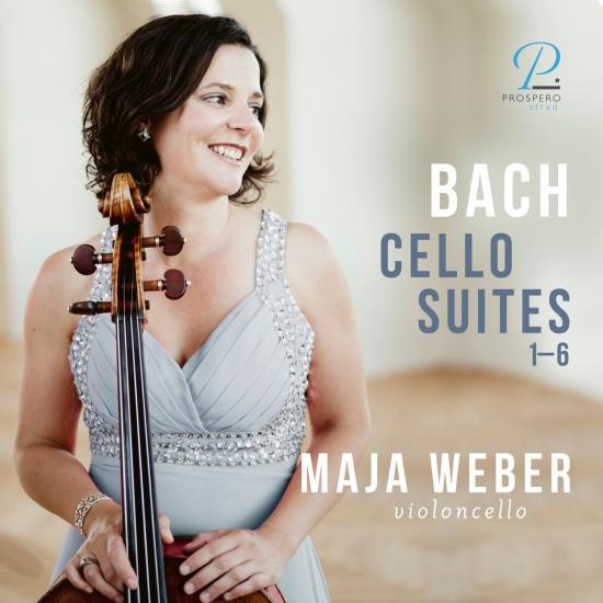 Cover Bach: Complete Cello Suites BWV 1007-1012