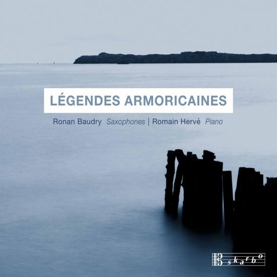 Cover Légendes armoricaines