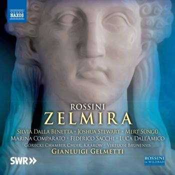 Cover Rossini: Zelmira (Live)