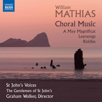 Cover Mathias: Choral Music