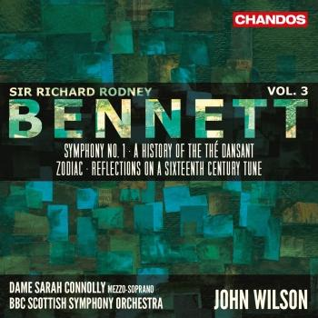 Cover Bennett: Orchestral Works, Vol. 3