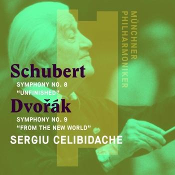 Cover Schubert: Symphony No. 8, Unfinished - Dvorák: Symphony No. 9, From the New World (Remastered)