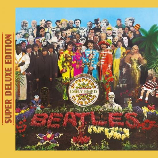 Cover Sgt. Pepper's Lonely Hearts Club Band (Super Deluxe Edition)