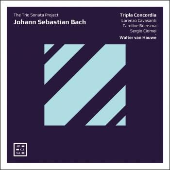 Cover Bach: The Trio Sonata Project
