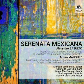 Cover Serenata mexicana