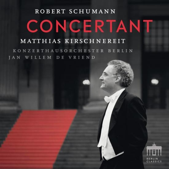 Cover Schumann: Concertant (Concert Pieces and Piano Concerto)