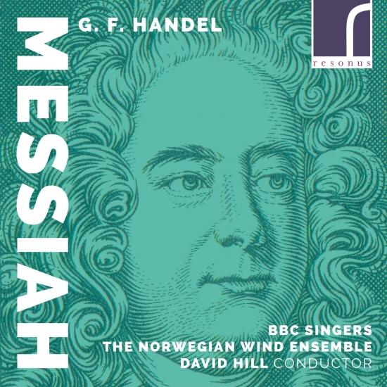 Cover Messiah, HWV 56 (Arr. for Wind Ensemble by Stian Aareskjold)