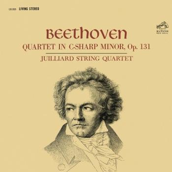 Cover Beethoven: String Quartet No. 14 in C-Sharp Minor, Op. 131