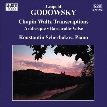 Cover Godowsky, L.: Piano Music, Vol. 9
