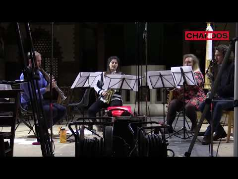 Video Ferio Saxophone Quartet: 'Revive' Baroque Arrangements
