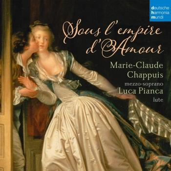 Cover Sous l'Empire d'Amour - French Songs for Mezzo-Soprano and Lute