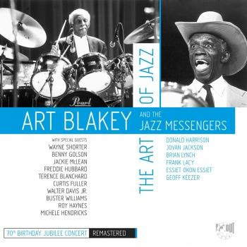 Cover The Art of Jazz - 70th Birthday Jubilee Concert (Remastered)