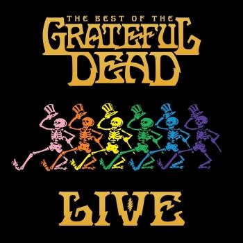 Cover The Best Of The Grateful Dead Live (Remastered)