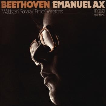 Cover Beethoven: Piano Sonata No. 21, Op. 53 & Variations and Fugue in E-Flat Major, Op. 35 (Remastered)