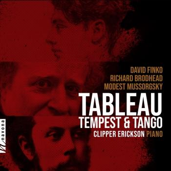 Cover Tableau: Tempest & Tango