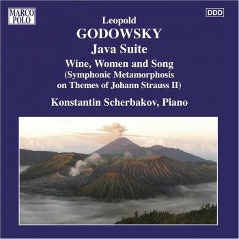 Cover Godowsky, L.: Piano Music, Vol. 8