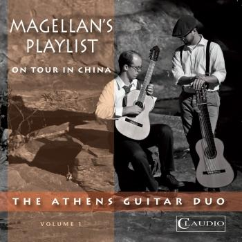 Cover Magellan's Playlist, Vol. 1: On Tour in China