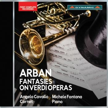 Cover Arban: 14 Fantasias on Verdi Operas