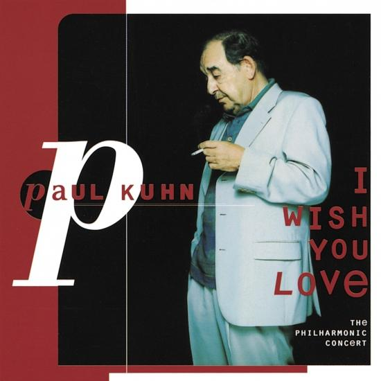 Cover I Wish You Love - The Philharmonic Concert