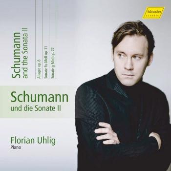 Cover Schumann: Complete Piano Works, Vol. 10 – Schumann & the Sonata II