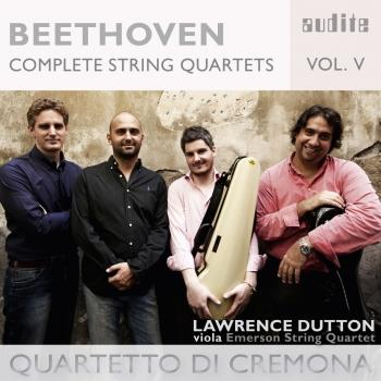 Cover Beethoven: Complete String Quartets, Vol. 5